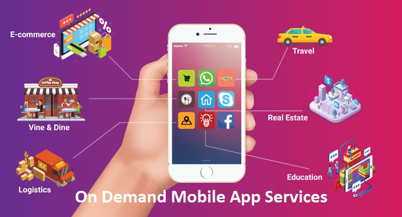 Essential Features for an On-Demand Services App