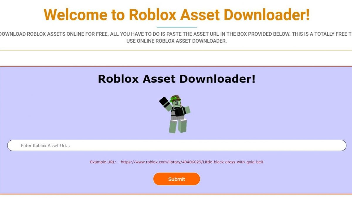 Roblox Asset Downloader News Daily Articles - the roblox asset downloader
