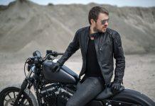 Biker-Jackets