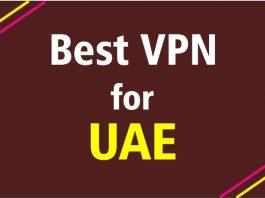 Best VPN for UAE