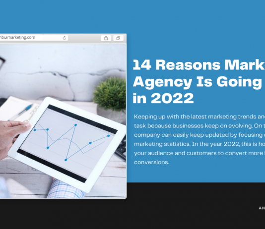 Marketing Agency Is Going to Be Big in 2022
