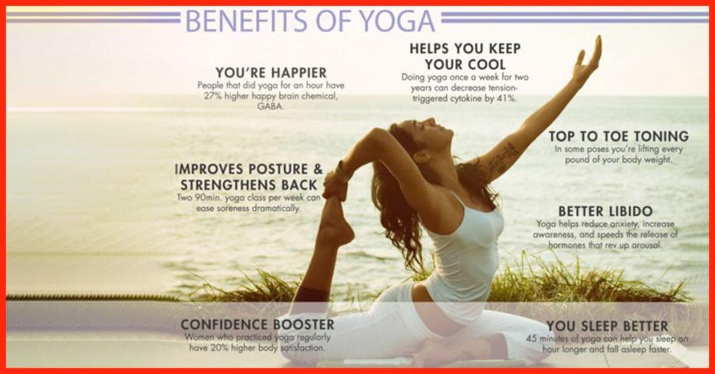 What's Yoga Benefits of yoga practice